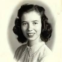 Constance Greta Smith Obituary - Visitation & Funeral Information