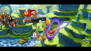 Angry Birds Go Main Theme Instrumental Music Composed by Pepe Deluxé -  YouTube