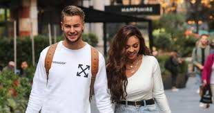 Are Jesy Nelson and Chris Hughes Engaged? - Kiss
