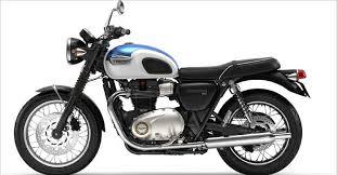 bike triumph bonneville