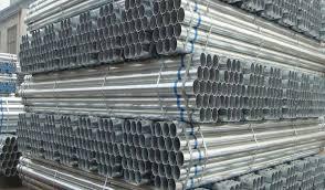 Pre Galvanised Steel Pipes Gp Pipes Gp Tubes In Mumbai India