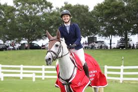 Abby West from Terrey Hills won the... - Sydney Showjumping Club | Facebook