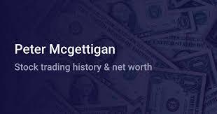 Peter Mcgettigan Net Worth (2020) | wallmine AU