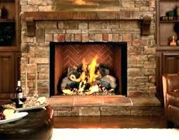 ventless gas fireplace entertainment