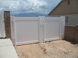 Southwest Vinyl Gates