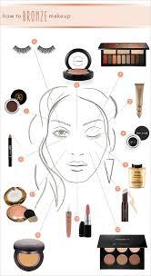how to bronze makeup makeup tutorial