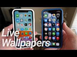 iphone 11 11 pro new live wallpapers