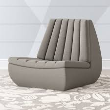 Modern Swivel Lounge Chair Reviews Crate And Barrel