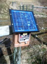 Solar Electric Solar Electric Fence Charger For Cattle