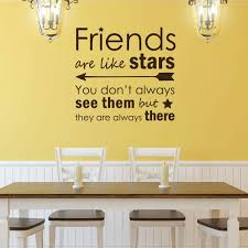Friends Wall Decal Are Vinyl Decor Wall Decal Customvinyldecor Com