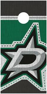 Buy Dallas Stars Cornhole Boards Decal Nhl Sticker Wrap Custom Vinyl M2220 Online At Low Prices In India Paytmmall Com