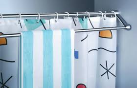 storing towels in a small bathroom