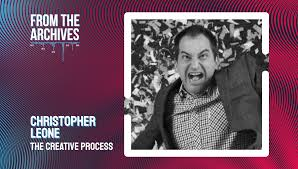 Christopher Leone: The Creative Process of Filmmaking - Melbourne ...