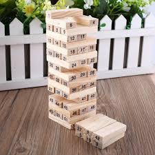Đồ chơi rút gỗ thông minh (48 thanh) loại lớn