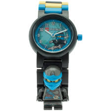 LEGO Ninjago 8020912 Nya Minifigure Buildable Watch at John Lewis ...