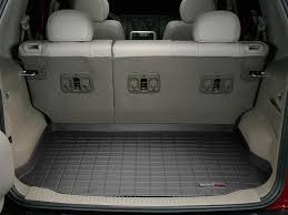 2005 jeep liberty cargo mat and trunk