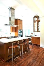 double sided glass kitchen cabinets