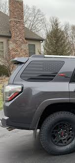 Rear Quarter Window Flag Decal Toyota 4runner Forum 4runners Com
