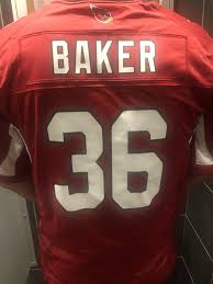 36 Budda Baker jersey 🤗 : AZCardinals