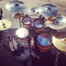 I love this @greinerkilmer drum-kit. Built by Kaleb Kilmer, played by Adam  Gray. #iplaygreinerkilmer #Padgram | Drum kits, Drums, Drum and bass