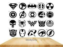 Avengers Car Stickers Zeppy Io