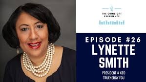 The CUInsight Experience podcast: Lynette Smith - Willing to share (#26) -  CUInsight