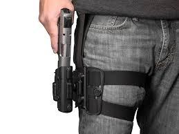 drop leg holster best owb thigh