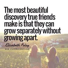 steve maraboli the most beautiful discovery true friends make is