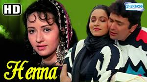 Henna {HD} - Rishi Kapoor - Zeba Bakhtiar - Ashwini Bhave - Old ...