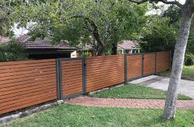 Aluminium Slat Fencing Slat Screens And Slat Gates
