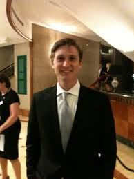 """BAFTA Games on Twitter: """"L.A Noire's Aaron Staton arrives at ..."""
