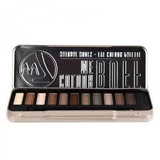 w7 cosmetics eyeshadow palette in