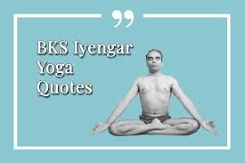a collection of the best yoga quotes by bks iyengar catherine annis