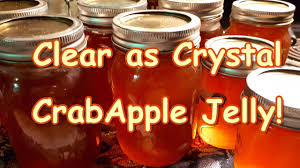 Crab Apple Jelly - YouTube