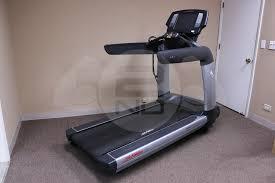 used life fitness 95t ene treadmill