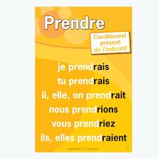 affiches des verbes finir cond