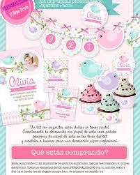 Kit Imprimible Pajaritos Invitacion Cumpleanos Candybar 1 400