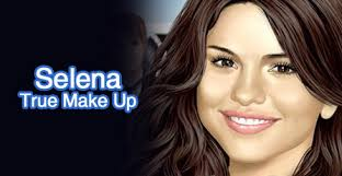 selena gomez makeup games new