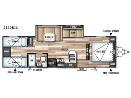 2016 wildwood 282qbxl floor plan good