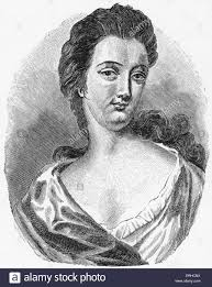 Esther Johnson, also known as 'Stella', portrait. Friend of English Stock  Photo - Alamy
