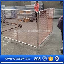 Portable Movable Fencing Used Temporary Fence Chain Link Fence Panels Sale Buy Used Chain Link Temporary Fence For Sale 9 Gauge Chain Link Fence Temporary Chain Link Fence Product On Alibaba Com