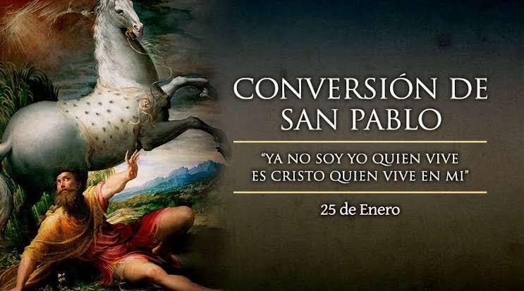 """Resultado de imagen para La conversion de san pablo"""""""