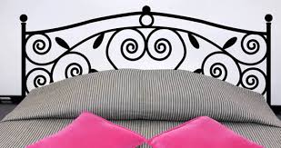 My Headboard Wall Decal Dezign With A Z