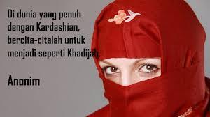 kata kata wanita muslimah untuk menemani proses hijrah posbagus