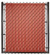 Chain Link Fence Slats Maximum Privacy Solitube Slats For Chain Link Fencing 4 Ft Beige Procura Home Blog Chain Link Fence Slats