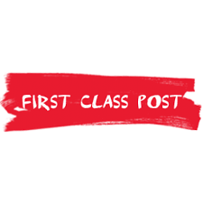 First Class Post Option