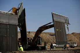 Border Wall On Private Land In New Mexico Fuels Backlash The New York Times