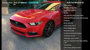 2016 ford mustang gt you
