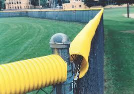 Chain Link Fence Topper Baseball Fence Topper