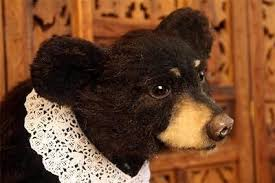 Pawtrait Bears O O A K Realistic Black Bear by Brigitte Smith | eBay